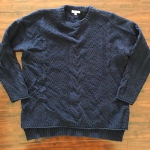 GUC Madewell Cableknit Sweater!
